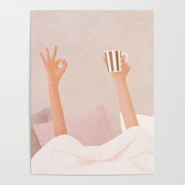 Morning Coffee II Poster