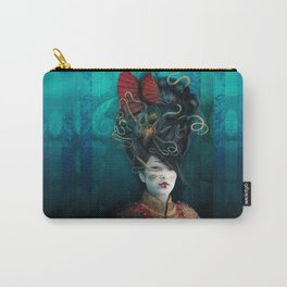 Queen of the Wild Frontier Carry-All Pouch
