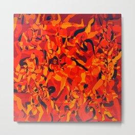 Lust Of..... Metal Print