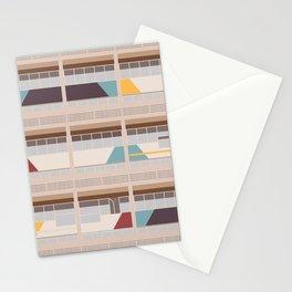 Cité Radieuse - Le Corbusier Stationery Cards