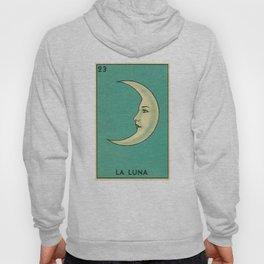 La Luna Card Hoodie
