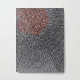 Special Cloud Metal Print