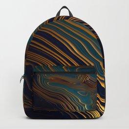 Peacock Ocean Backpack