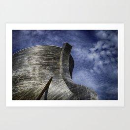 The Ark Art Print