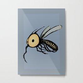 Paquito Mosquito Metal Print