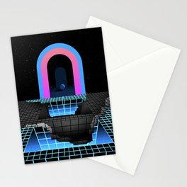 DÉTRUIT 1984 Stationery Cards