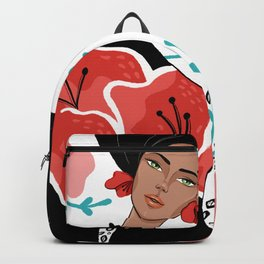 Poppy Fashion Illo Backpack