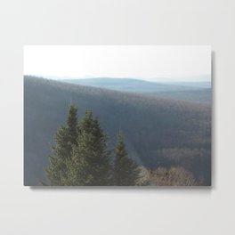 Mountainscapes Metal Print