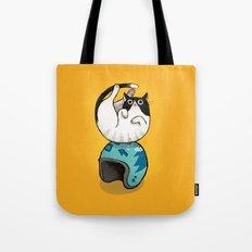the wegg cat Tote Bag