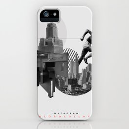 running out iPhone Case