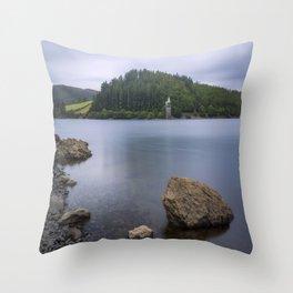 Magical Castle Throw Pillow