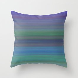 Every Color 124 Throw Pillow