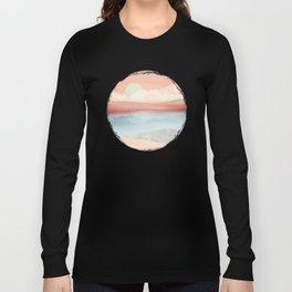 Mint Moon Beach Langarmshirt