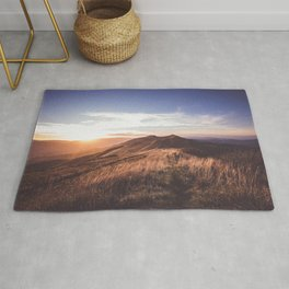 Dusk - Landscape and Nature Photography Rug