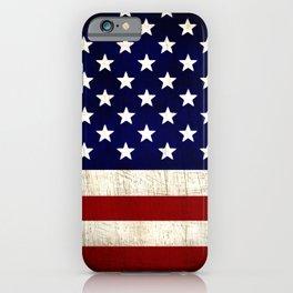 American US Flag iPhone Case