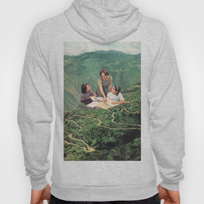 Geography Hoody