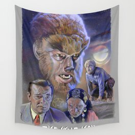 The Wolf Man (1941) Wall Tapestry