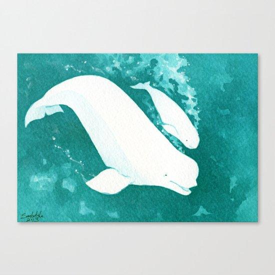 Beluga Baby by sarkatsha