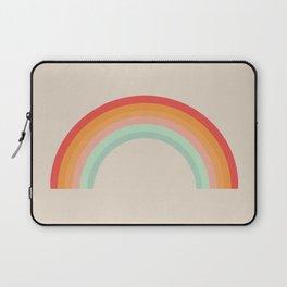 Vintage Rainbow Laptop Sleeve
