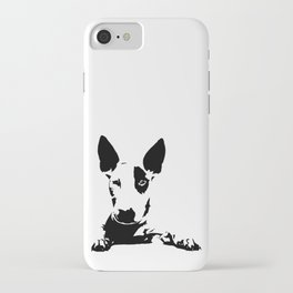 BULL TERRIER GIFTS iPhone Case