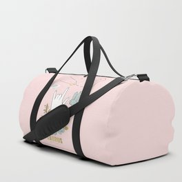 Taurus Zodiac Series Duffle Bag
