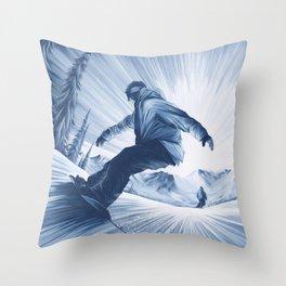 'Friends III' Throw Pillow
