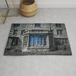 H. Clarke Mansion Evanston Illinois Bay Window Lakeside  Rug