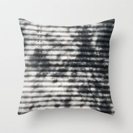 Grain Bin 5 Throw Pillow