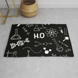 All about science Rug