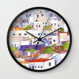 Lindos Wall Clock