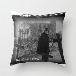 Of Things Long Past - Ne Plus Ultra Throw Pillow
