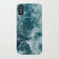Sea iPhone X Slim Case