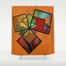 good feeling -48- Shower Curtain