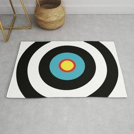 Target (Archery Face) Rug