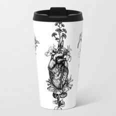 In Bloom - herbarium Travel Mug