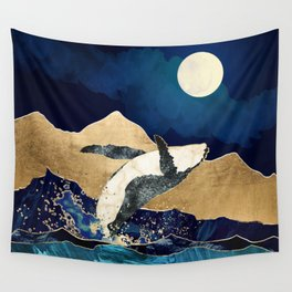 Live Free Wall Tapestry