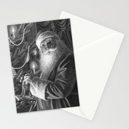 Santa Claus Stationery Cards