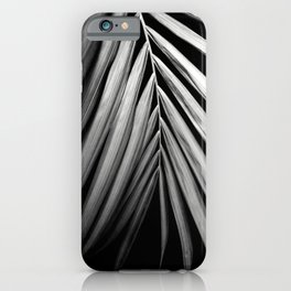 Palm Leaf Delight #3 #tropical #decor #art #society6 iPhone Case
