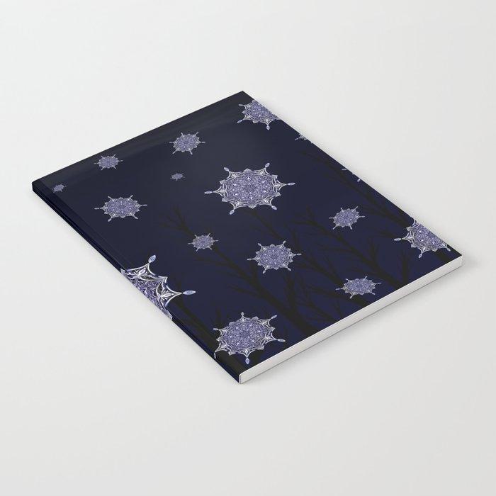 Winter Woodland Wonder Notebook