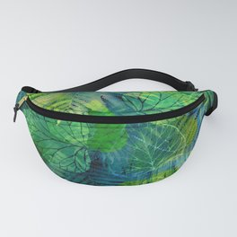 Forest Flora 8 Fanny Pack