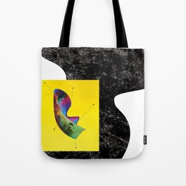 my laundry is getting wet in the rain (again) Tote Bag
