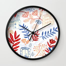 Giuliana Wall Clock