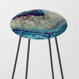 Agate Counter Stool