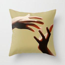 social life Throw Pillow