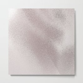 Fairydust Blush Metal Print