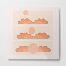 Soleil Sunrise Metal Print