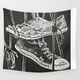 Converse Wall Tapestry