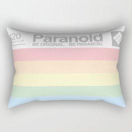 BE ORIGINAL. BE PARANOID. Rectangular Pillow
