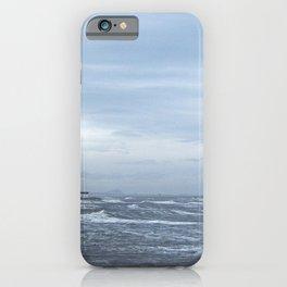 Coastal Storm Surge iPhone Case