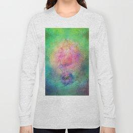 Psychedelic Trippy Ganesh Long Sleeve T-shirt